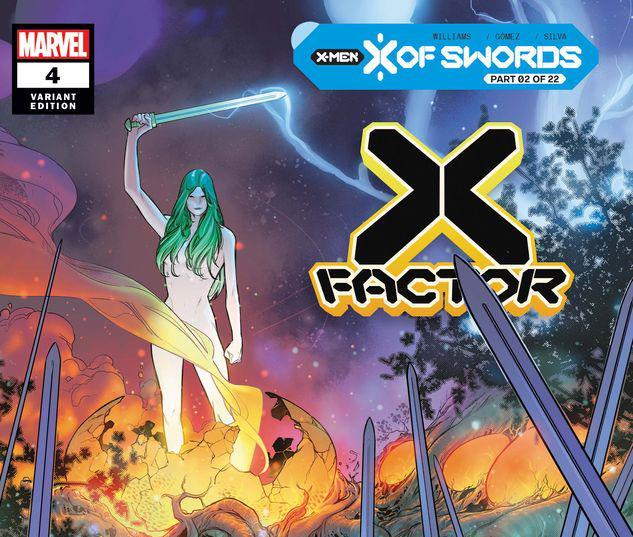 X-Factor #4