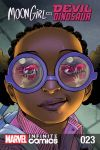 Moon Girl and Devil Dinosaur Infinite Comic (2019) #23