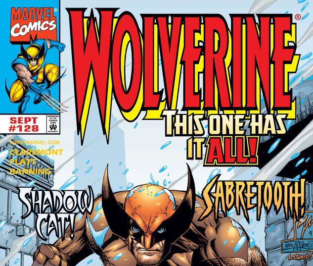 Wolverine #128