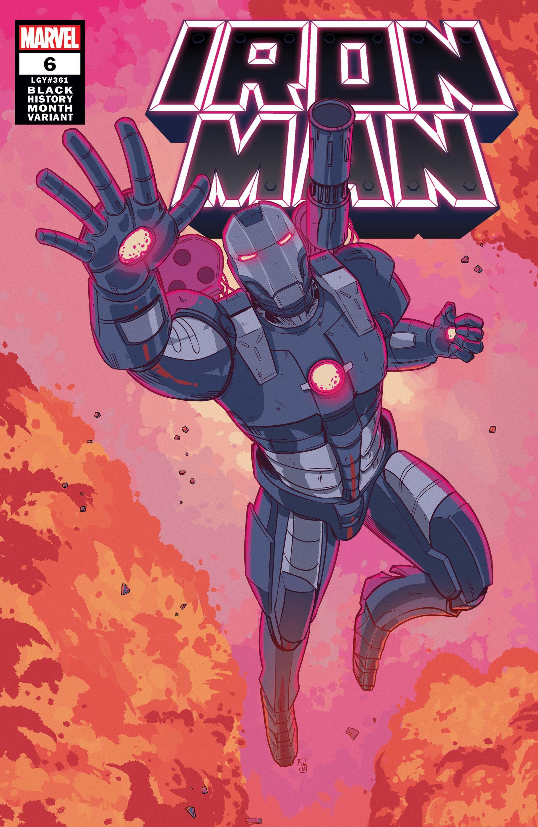 Iron Man (2020) #6 (Variant)