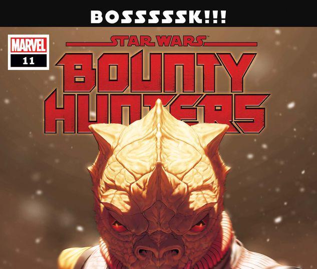 Star Wars: Bounty Hunters #11