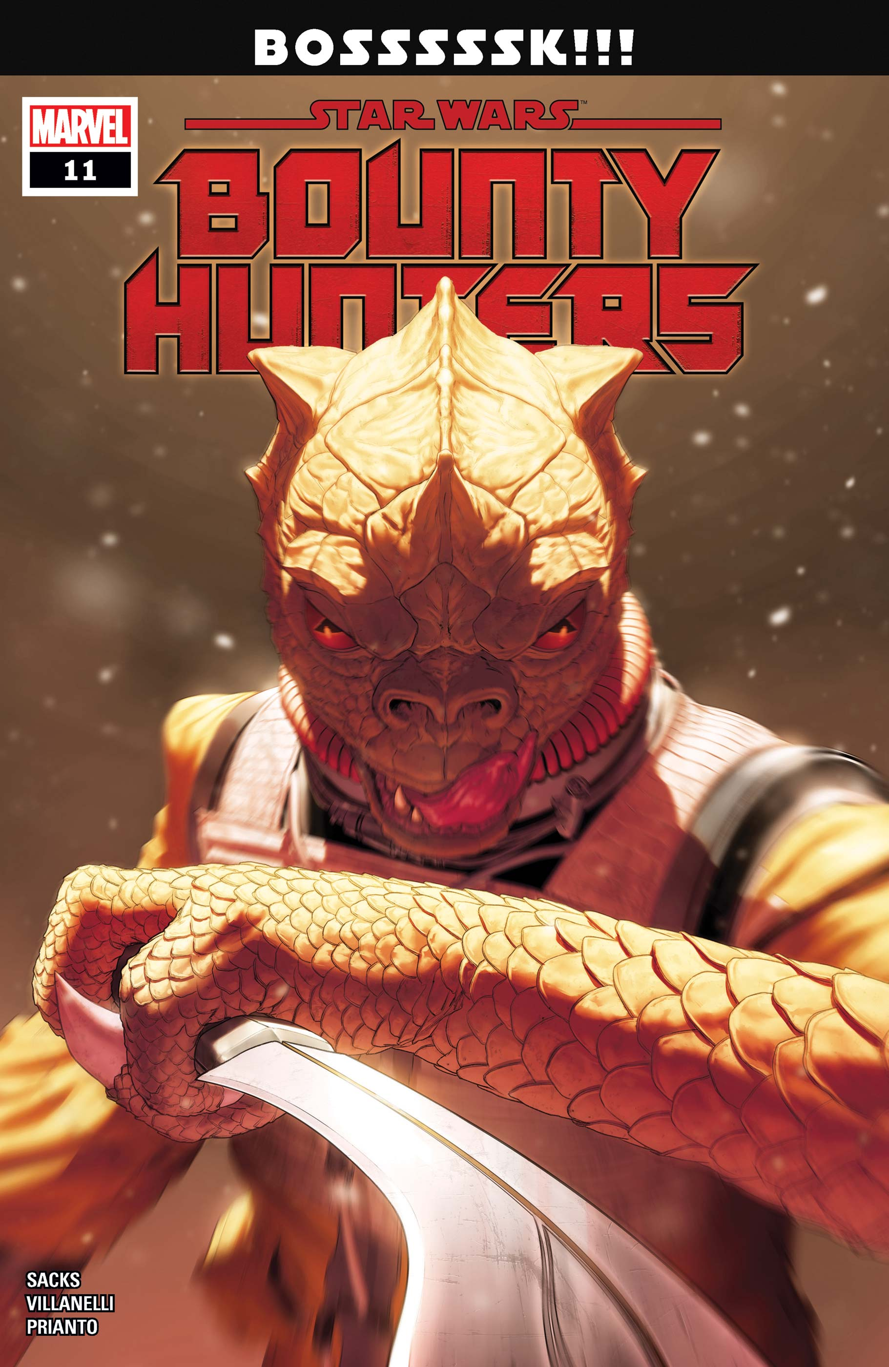 Star Wars: Bounty Hunters (2020) #11