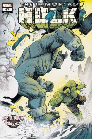 Immortal Hulk (2018) #47 (Variant)
