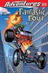 Marvel Adventures Fantastic Four #12