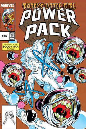 Power Pack (1984) #45