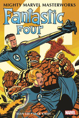 Mighty Marvel Masterworks: The Fantastic Four Vol. 1: The World's Greatest Heroes (Trade Paperback)