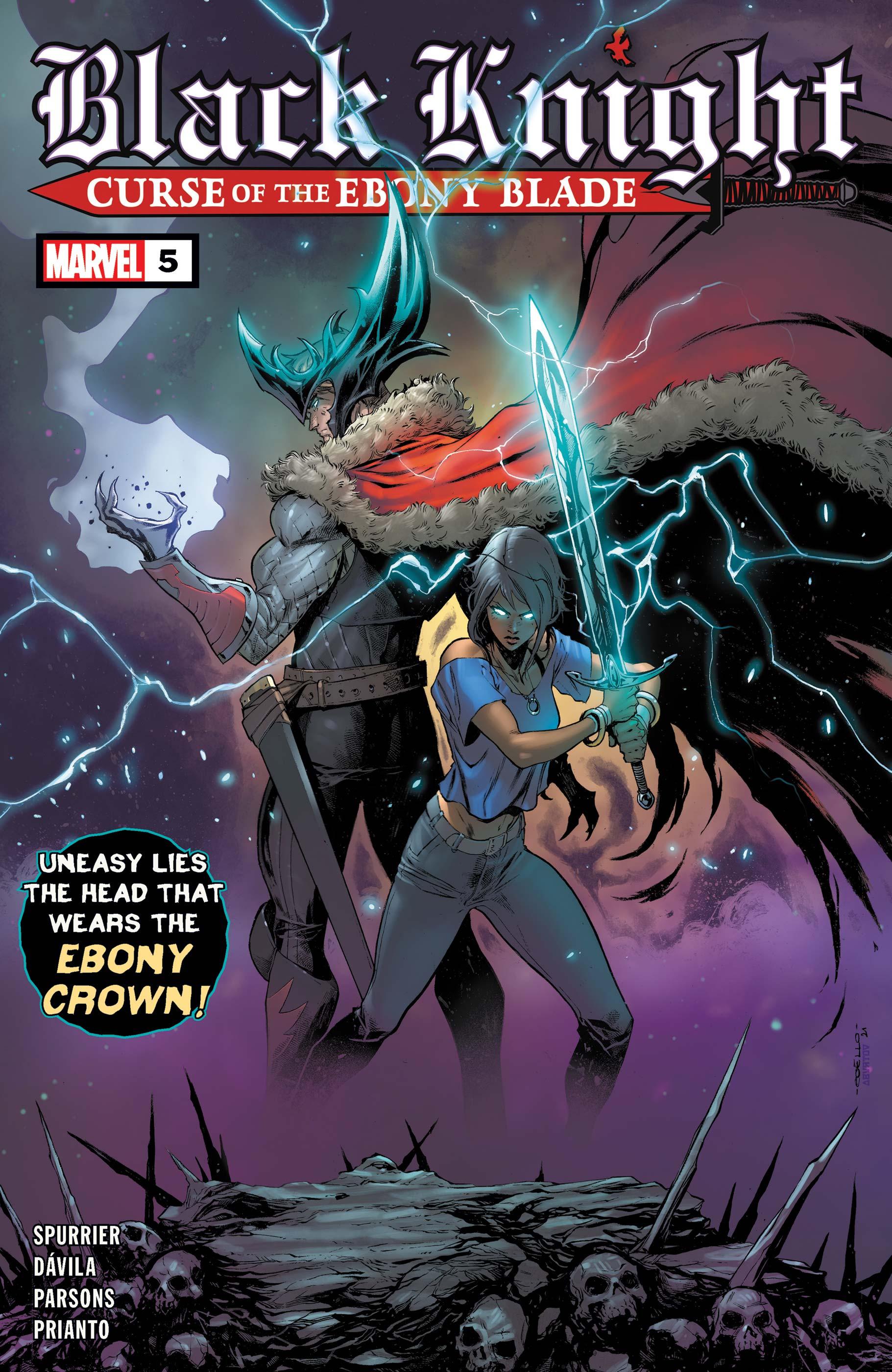 Black Knight: Curse of the Ebony Blade (2021) #5