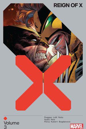 Reign Of X Vol. 3 (Trade Paperback)