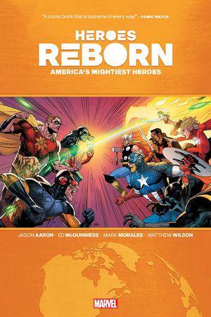 Heroes Reborn: America's Mightiest Heroes (Trade Paperback)