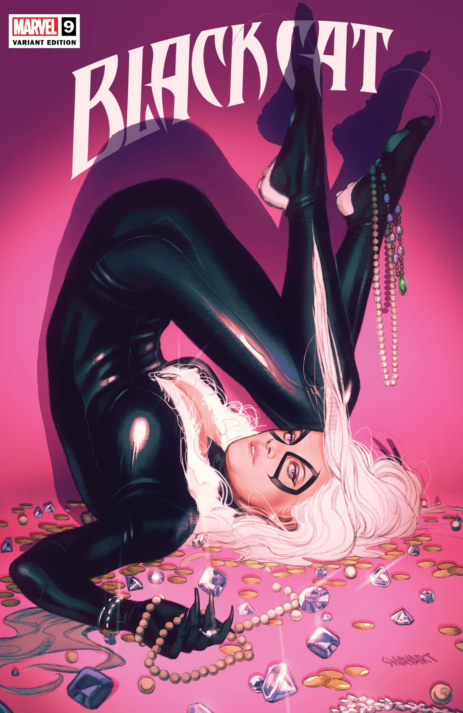 Black Cat (2020) #9 (Variant)