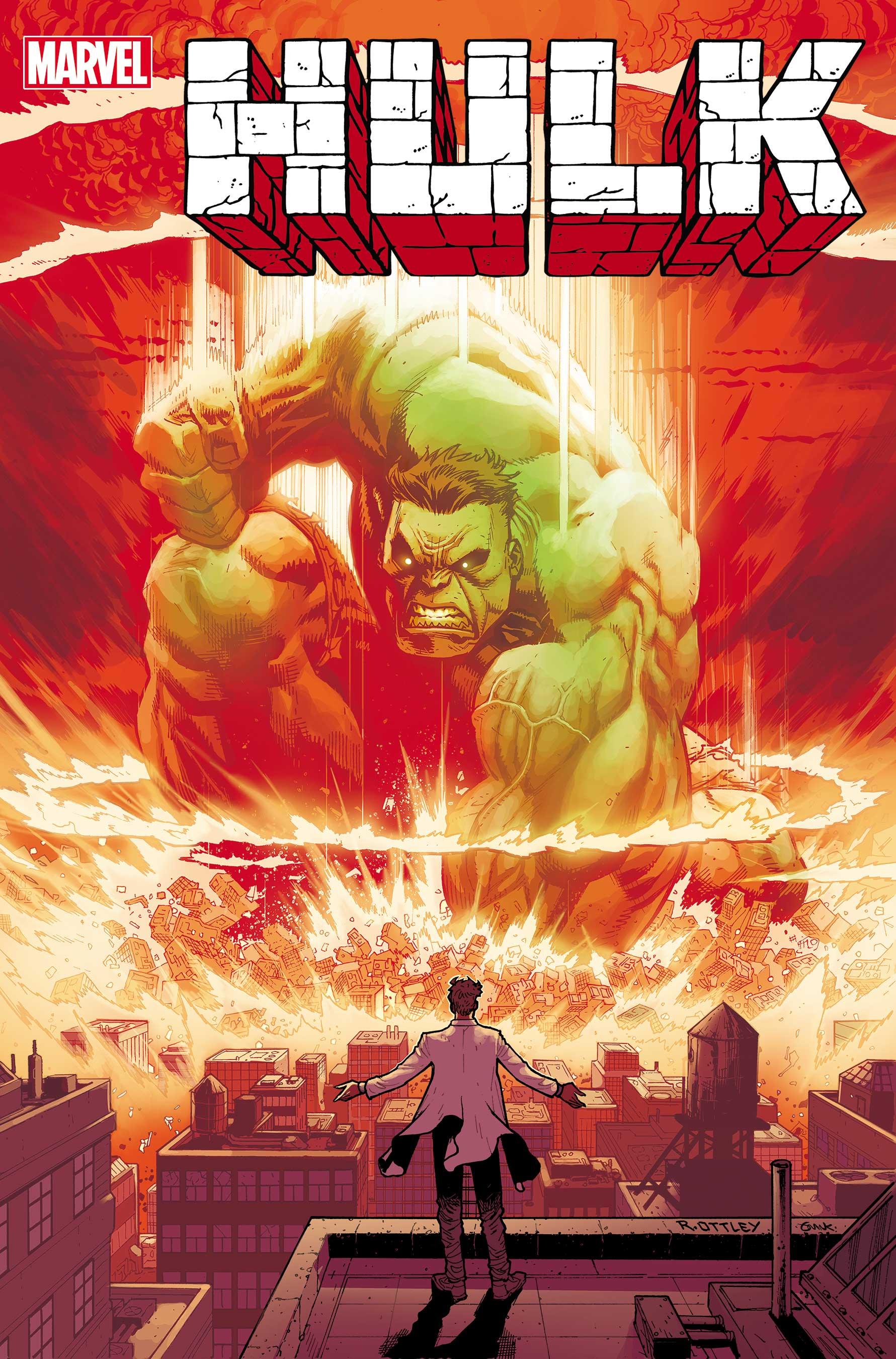 Hulk (2021) #1