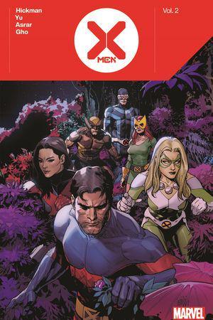 X-Men By Jonathan Hickman Vol. 2  (Trade Paperback)