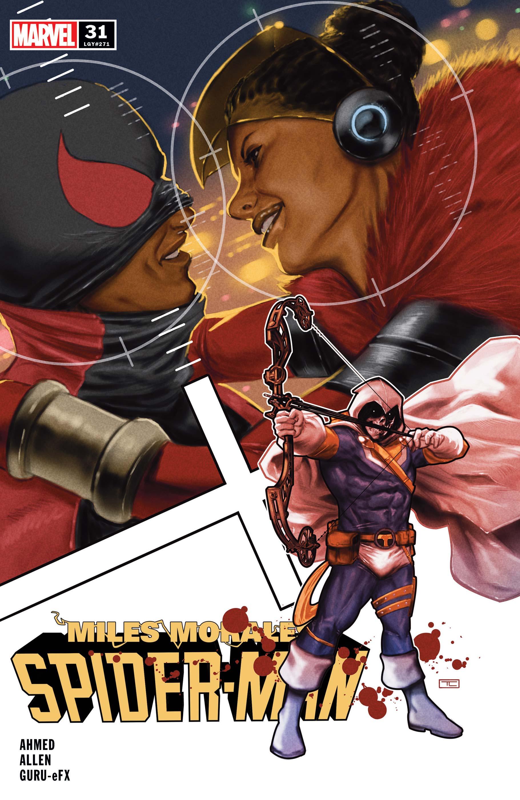 Miles Morales: Spider-Man (2018) #31