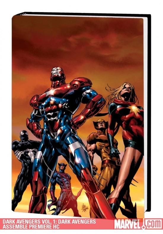 Dark Avengers Vol. 1: Dark Avengers Assemble (Hardcover)