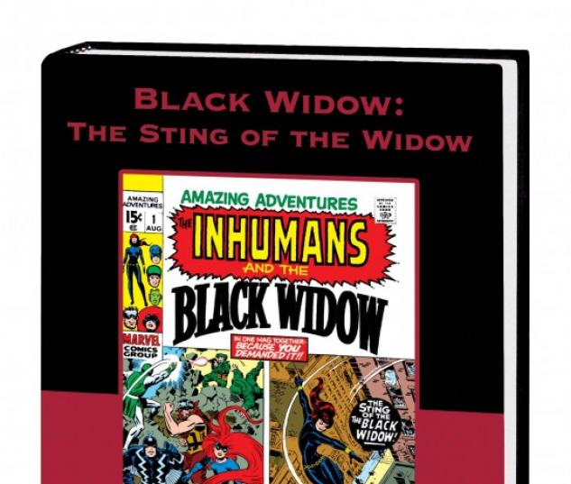 BLACK WIDOW: THE STING OF THE WIDOW (DM ONLY)