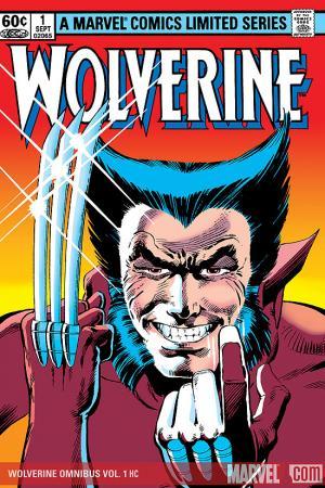 Wolverine Omnibus Vol. 1 (Hardcover)