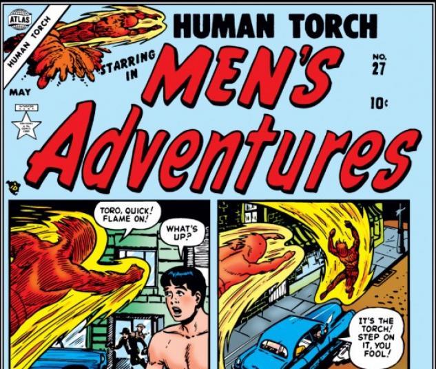 Men's Adventures #27