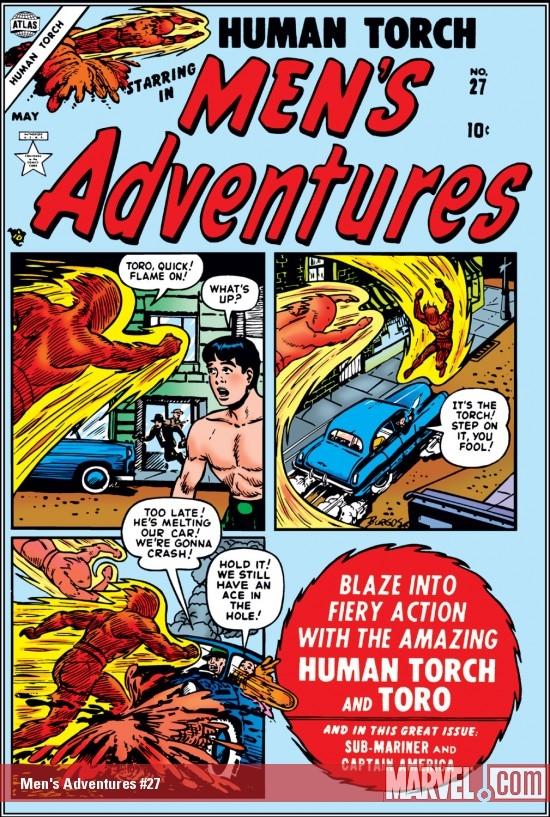 Men's Adventures (1950) #27