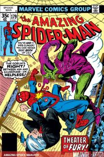 The Amazing Spider-Man (1963) #179