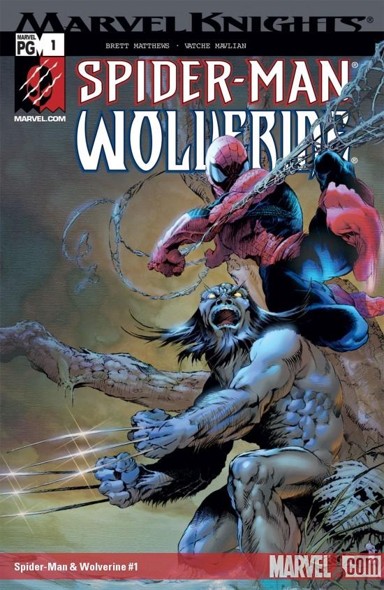 Spider-Man & Wolverine (2003) #1