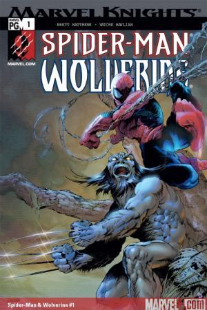 Spider-Man & Wolverine #1