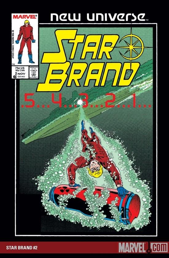 Star Brand (1986) #2