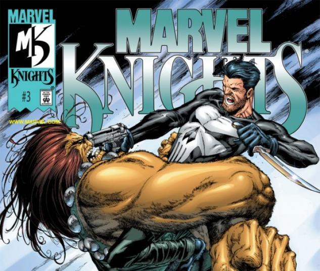 MARVEL KNIGHTS #3