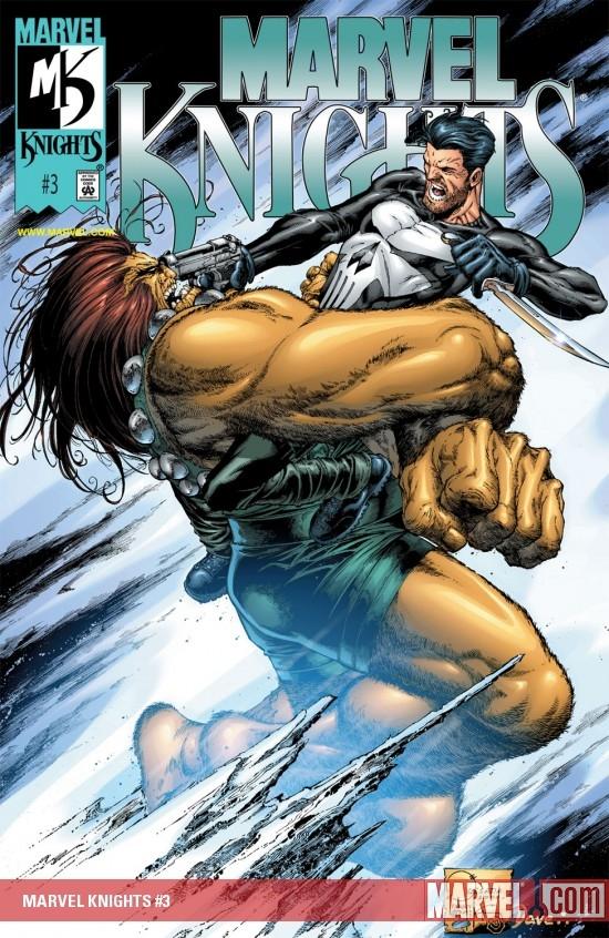 Marvel Knights (2000) #3