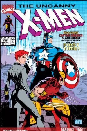 Uncanny X-Men (1963) #268