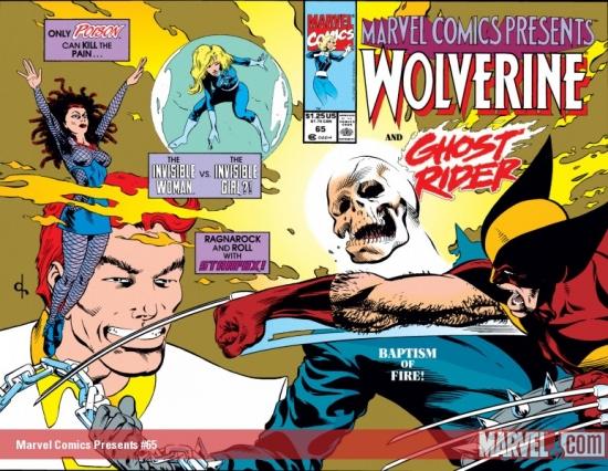 Marvel Comics Presents (1988) #65