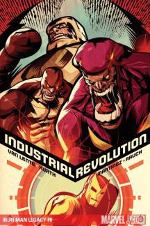 Iron Man Legacy #8