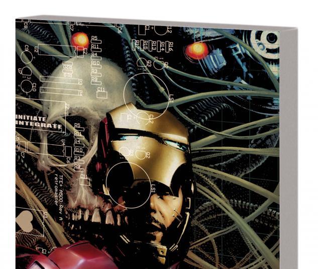 Iron Man: Rapture TPB
