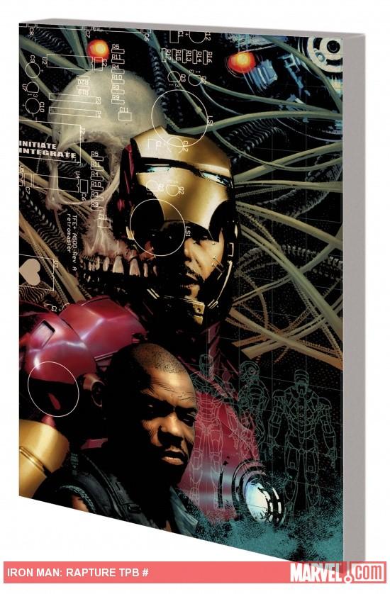 IRON MAN: RAPTURE TPB (Trade Paperback)