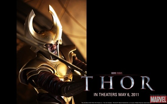 Thor Movie Wallpaper #9