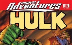 Marvel Adventures Hulk (2007) #16