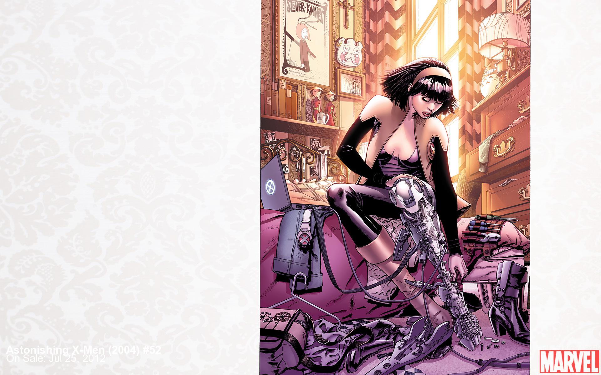 Astonishing X-Men (2004) #52