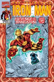 Iron Man (1998) #10