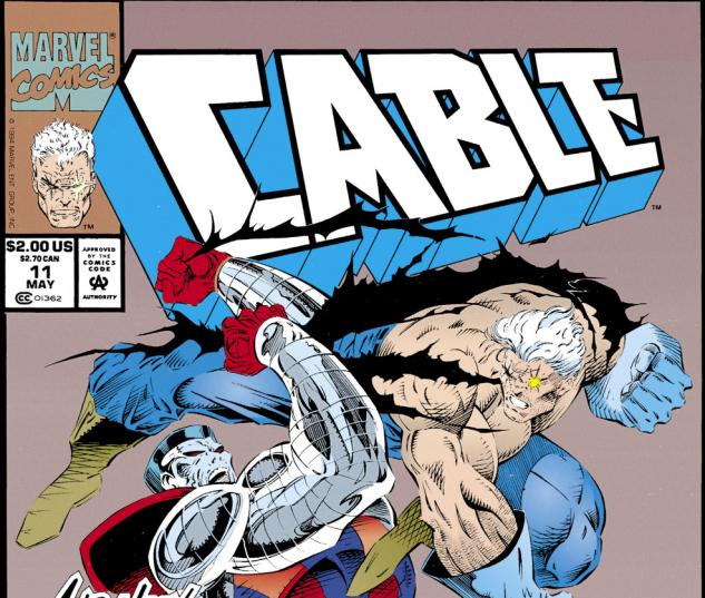 Cable (1993) #11 Cover