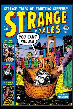 Strange Tales (1951) #16
