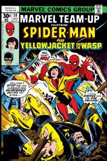 Marvel Team-Up (1972) #59