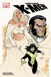Uncanny X-Men (1963) #529
