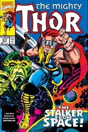 Thor (1966) #417