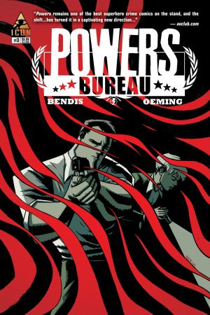 Powers: Bureau  (2012) #3