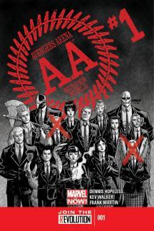 Avengers Arena (2012) #1