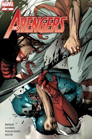 Avengers (2010) #22