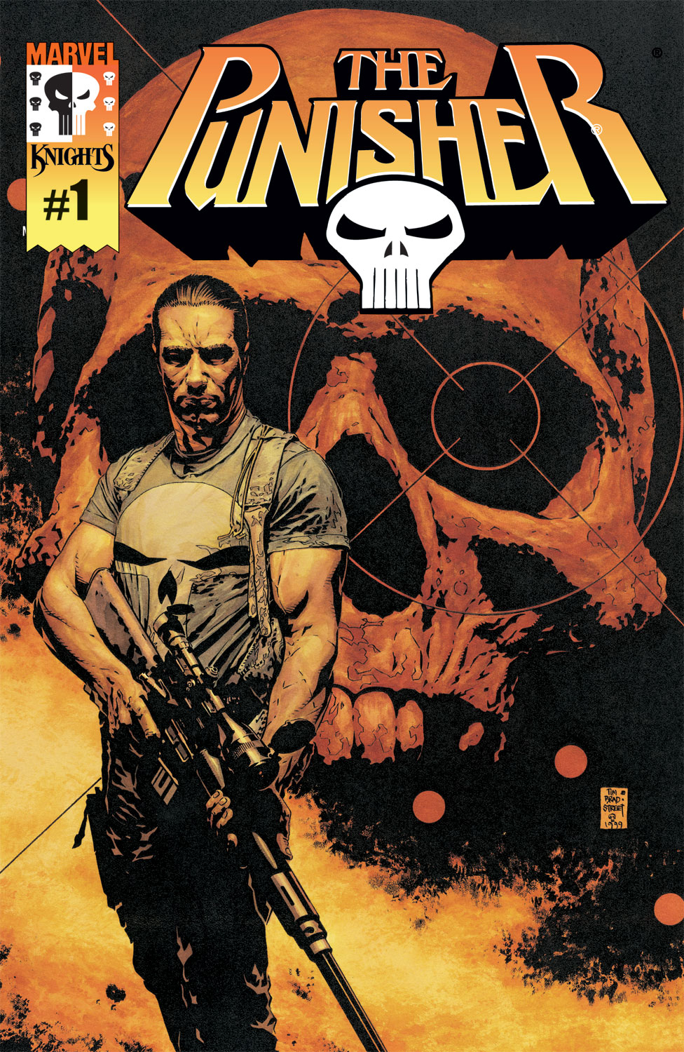 Punisher (2000) #1