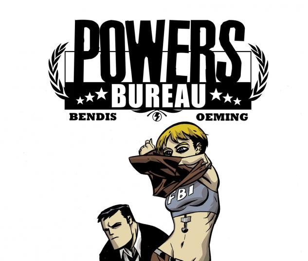POWERS: BUREAU 4