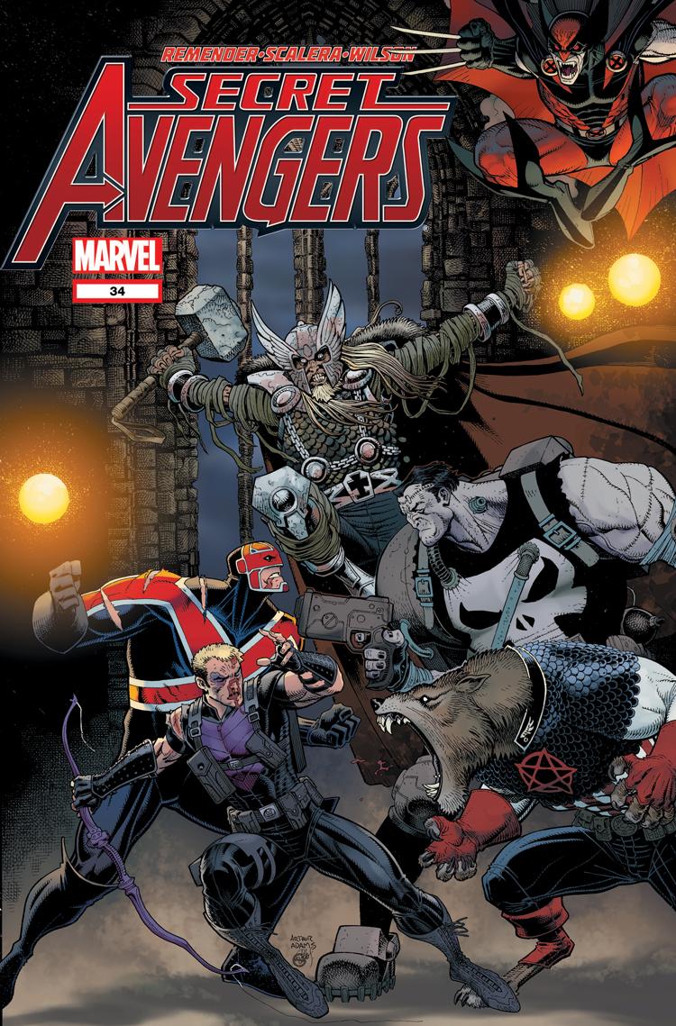 Secret Avengers (2010) #34