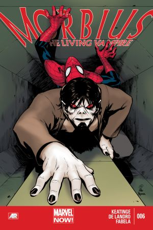 Morbius: The Living Vampire (2013) #6