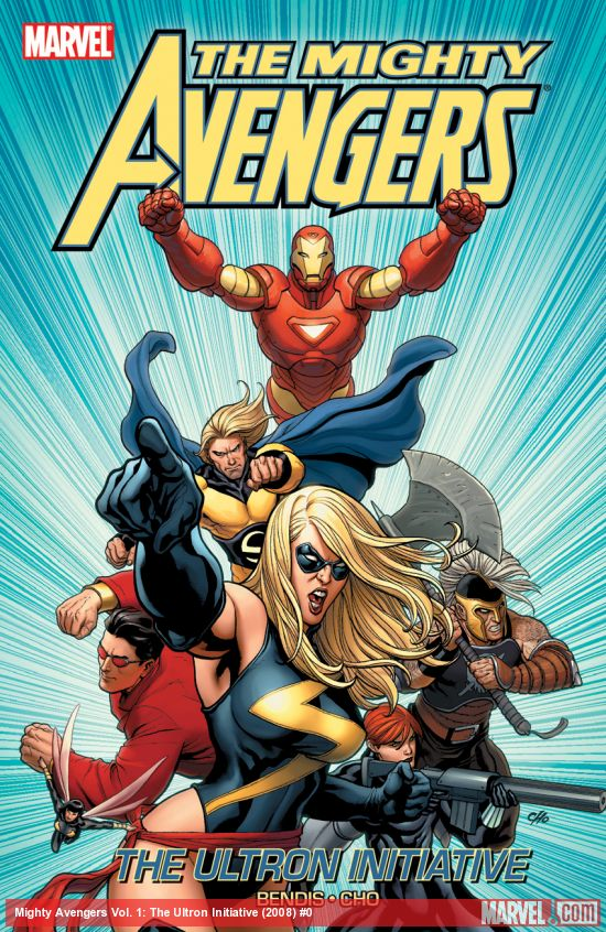 Mighty Avengers Vol. 1: The Ultron Initiative (Trade Paperback)